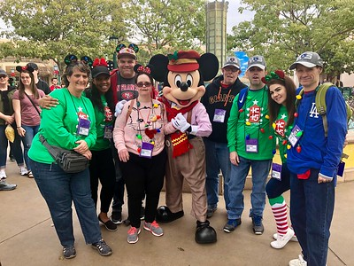 "Disneyland Holiday Happiness ""C"" Group (Dec 19-22)"