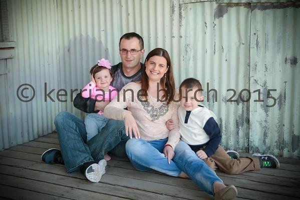 Meliha Family  18 Apr 2015