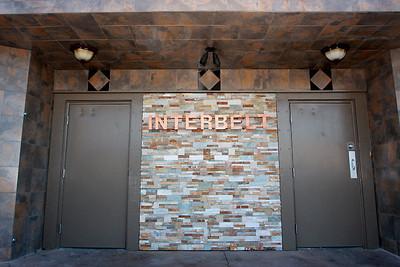 Interbelt Exterior Front Re-face Summer 2011