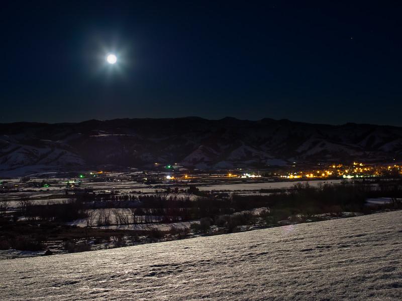 Council Moonrise