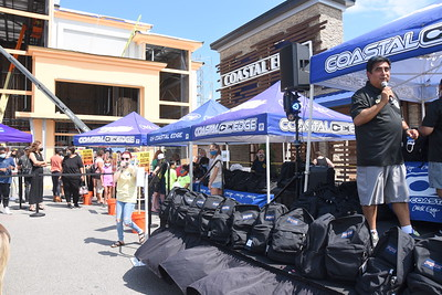 Coastal Edge Back to School Backpack giveaway