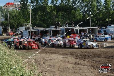 Merrittville Speedway- August 1st