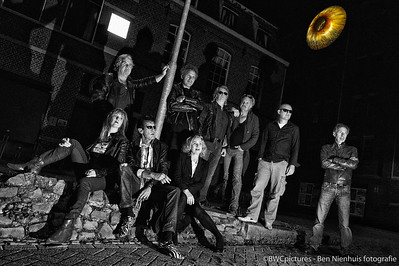 Bandfoto's Street! 2014