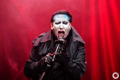 Marilyn Manson - Rock Oz'Arènes 2017