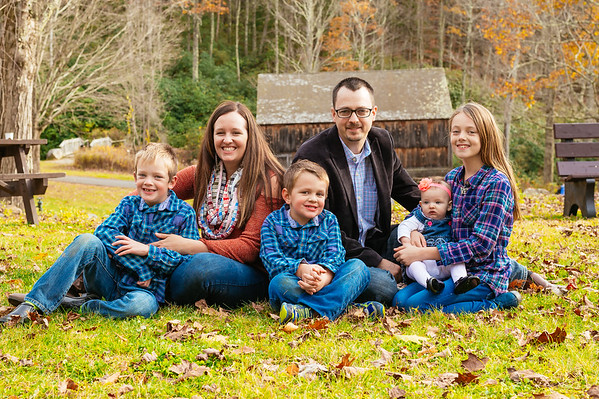 Gilchrist Edited Family Photos