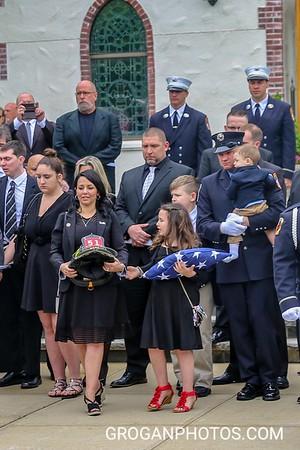 Funeral FF Terence Lorino