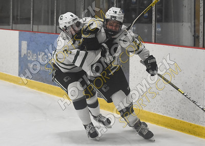 Canton - Duxbury Boys Hockey 12-30-19