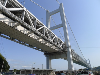 Seto Ohashi Bridge 2011