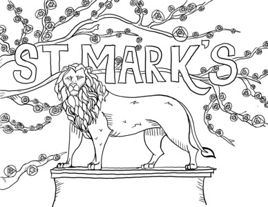 Coloring Pages & Digital Swag