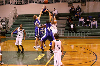 Boys vs Frankston, Nov. 25, 2008