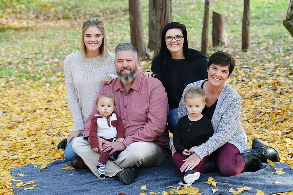 King Family Fall 2018
