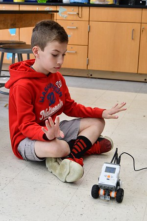 Driving Cars in Fourth-Grade Science