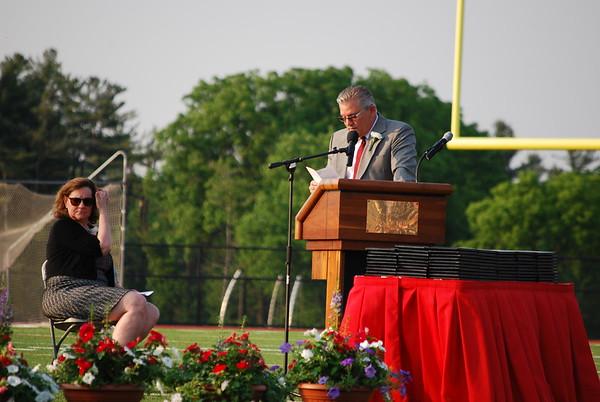 Schuylkill Valley Class of 2018 Graduation