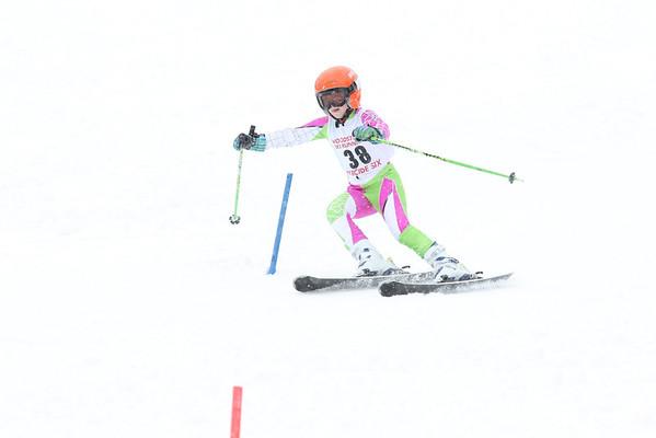 Dual Slalom Race, 'Stubby' at S6