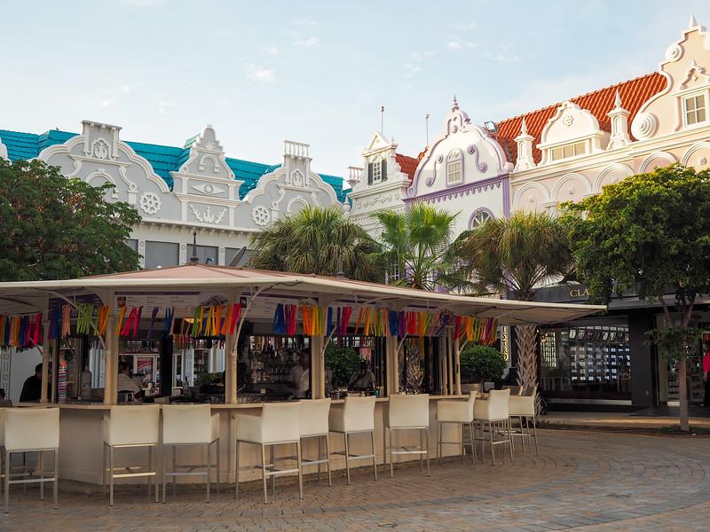 Downtown Oranjestad, Aruba