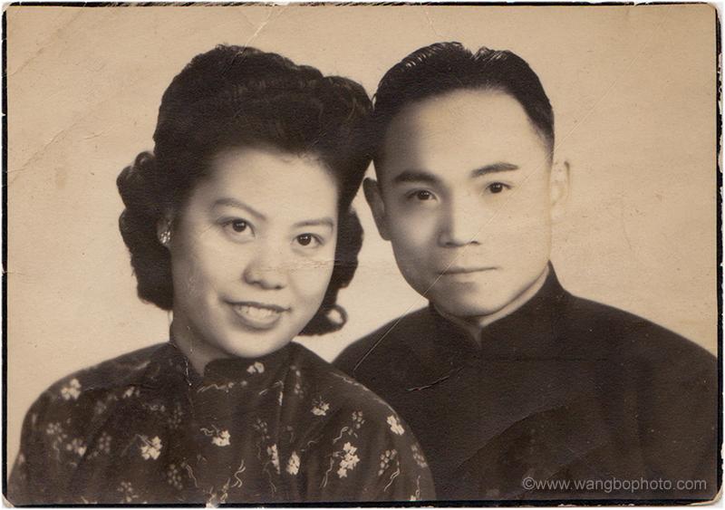 民国老照片 - 忆三十年代上海风华 - 一镜收江南 - 清韵