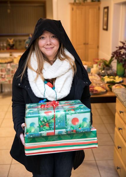Danielle Bringing in Presents.jpg