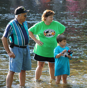 14th Annual Talking Trees Children's Trout Derby, Aug. 1