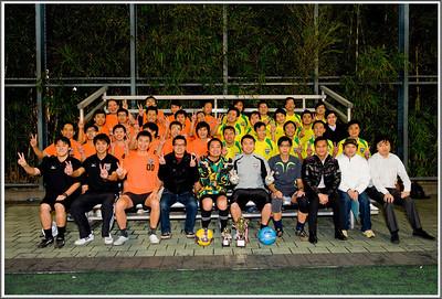 HKSFC 香港足球朋友聯誼會