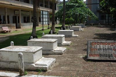 Tuol Sleng Genocide Memorial
