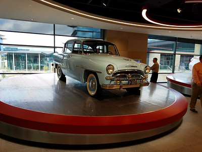 2017-11-17 - Visit to Toyota's New HQ (Plano, TX)