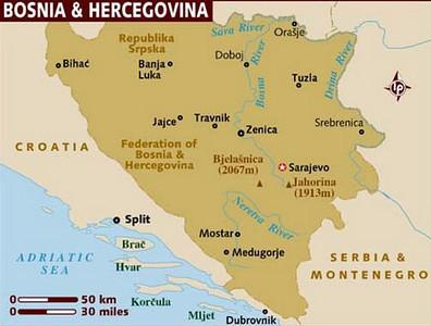 BiH & Montenegro - 08 2014