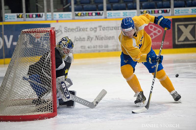 Denmark vs Sweden 11.04.2018 training game