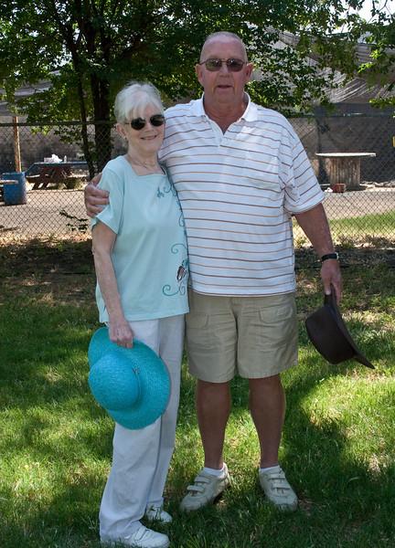 Darrel & Pam Bailey