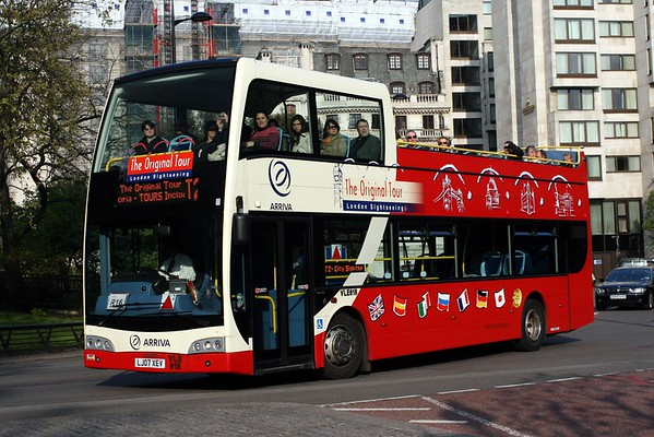 Volvo B9TL Optare/East Lancs Olympus/Visionaire
