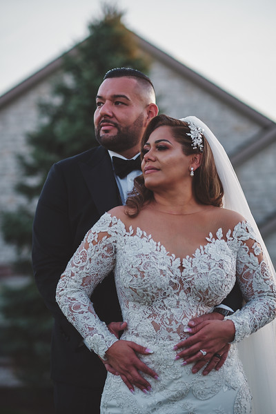 Alejandra + Eddie - Wedding 10.18.19
