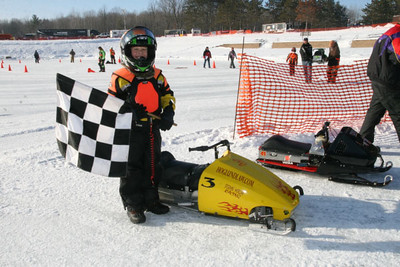 01/27/08 Checkered Flag Photos