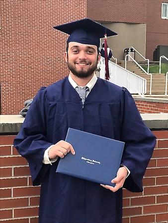 2017.5.13 - Joe Garver's Graduation