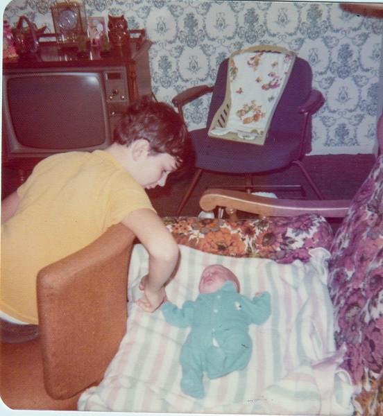 Mark Stennett, Gary Stennett 1974