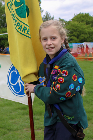 Horsell Scouts & Guides Grand May Fayre 2019