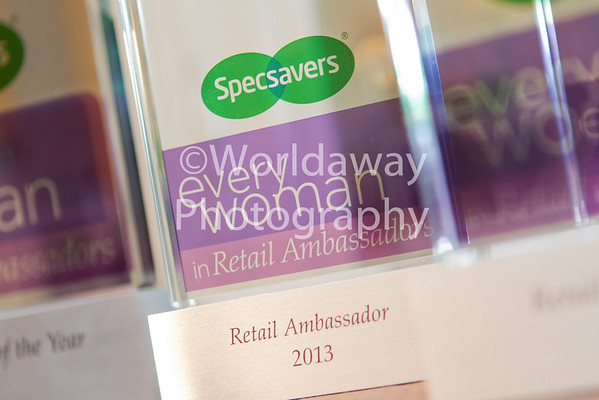 2013 Specsavers everywoman in Retail Ambassador Programme
