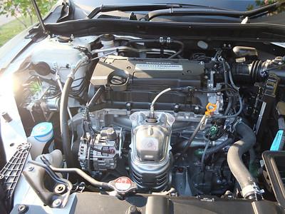 Honda Accord 2013 engine