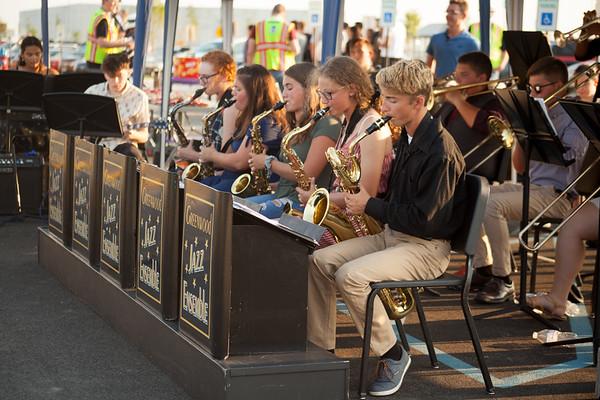 Greenwood Jazz Ensemble 2019-2020