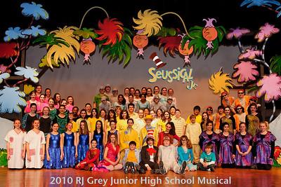 RJ Grey JHS Musical