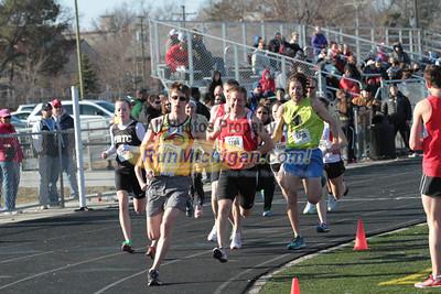 1 Mile Open - 2014 OU vs UDM Dual Track Meet