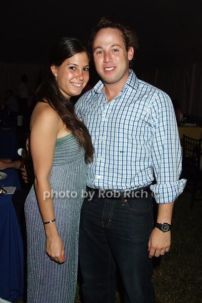 Jillian Sessler, Michael Lorber photo by Rob Rich © 2008 robwayne1@aol.com 516-676-3939