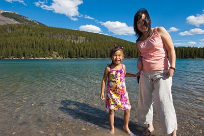 Two Jack Lake - Banff Nat'l Park