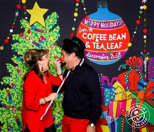 The Coffee Bean & Tea Leaf Holiday Party