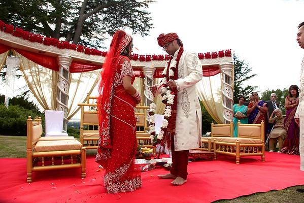 Sheetal and Akash