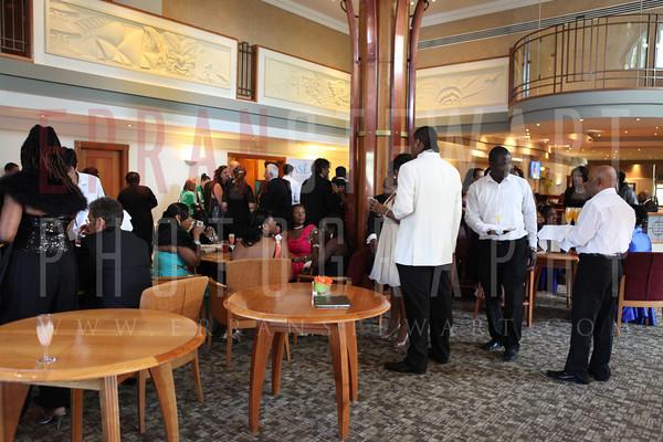 Celebrate life: Macmillan nurses black tie gala