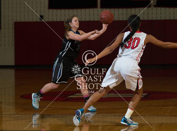 2013-01-18 Basketball Varsity Girls St. Andrews Episcopal @ St. John's