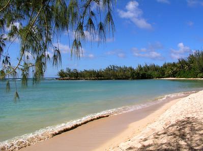 Kawela Bay, Northeastern Shore, Oahu, Hawaii