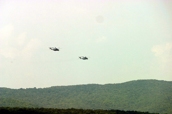 Military Helicopters 20060826