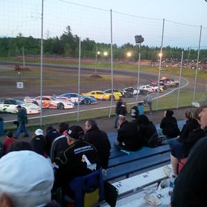 PASS race @ Speedway 660 6-7-2014
