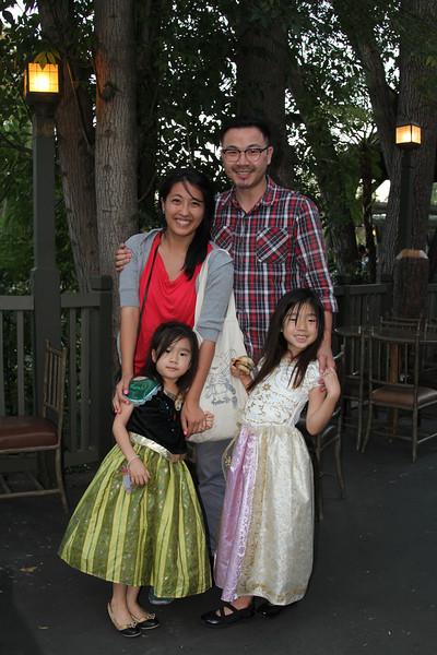 Disneyland May 27
