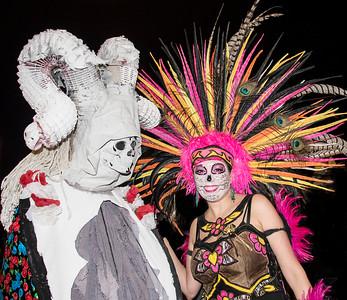 Dia de Los Muertos, Tucson, AZ